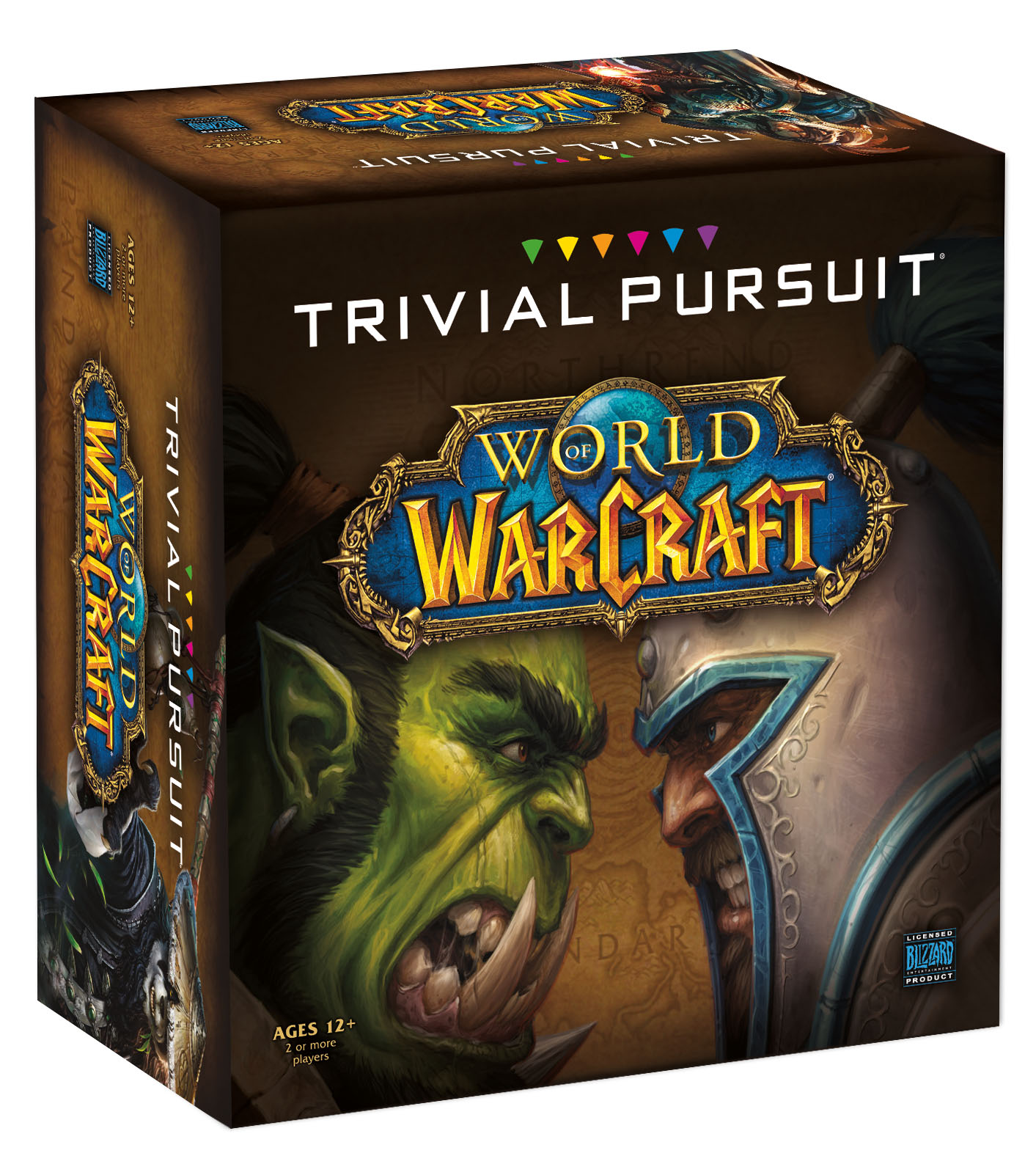 Blizzplanet Trivial Pursuit World Of Warcraft Edition