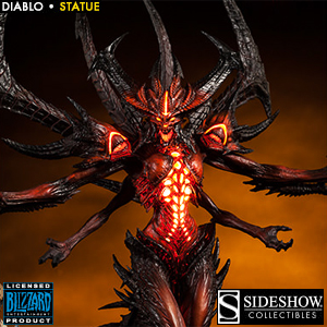 Diablo Statue - Diablo III
