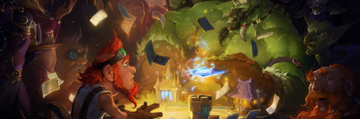 Hearthstone Announcement Artwork