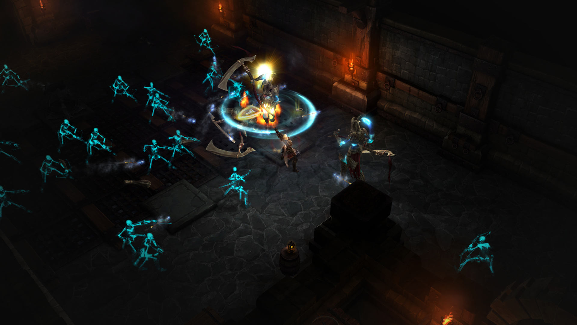 how to play multiplayer diablo 3 pc