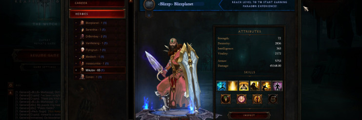Diablo III: Reaper of Souls (After)