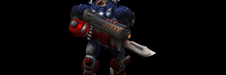 Jim Raynor - Captain America