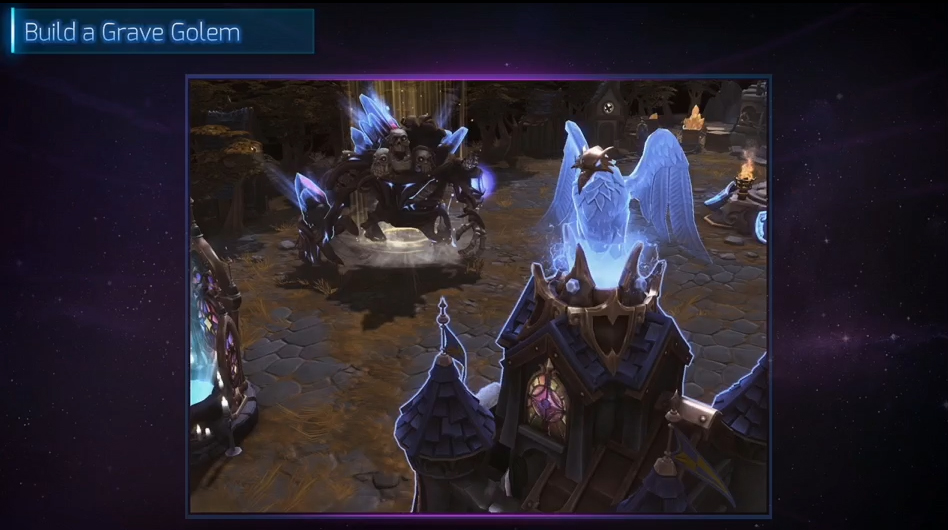 how to move around in heroes of the storm
