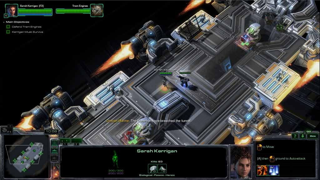 Starcraft  Release Zerg Or Gas The Room