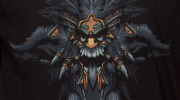 Diablo III Witch Doctor class premium T-shirt