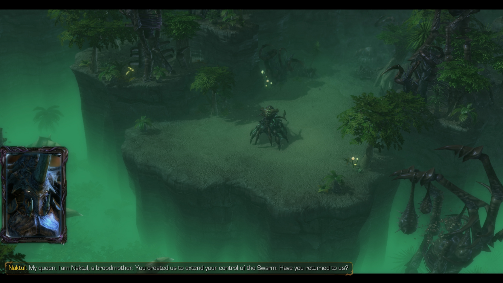 sc2 heart of the swarm demo