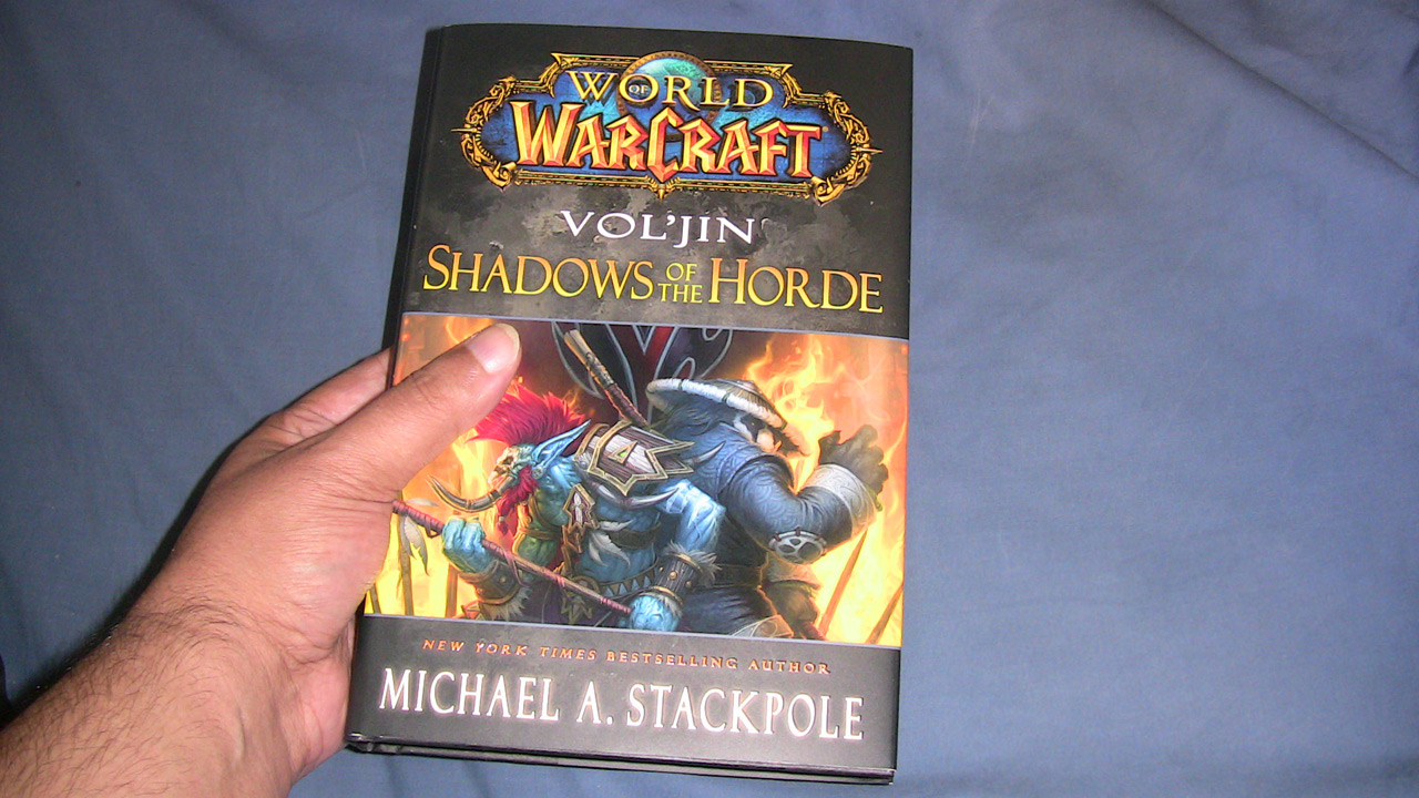 Blizzplanet Review – World of Warcraft: Vol'jin, Shadows of the Horde