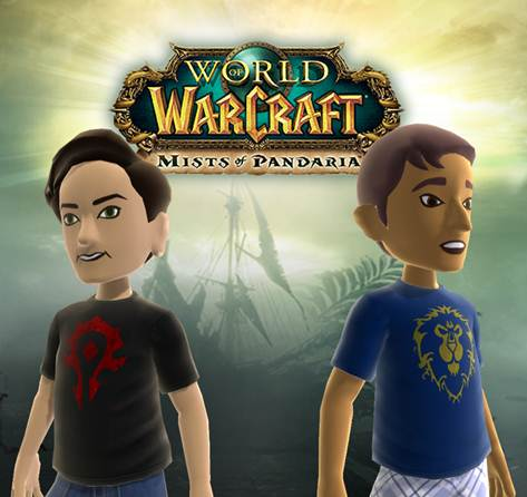 world-of-warcraft-xbox-live-horde-alliance-tshirts
