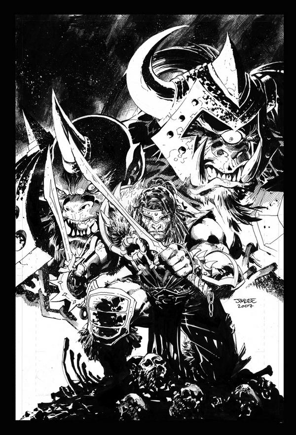Blizzplanet World Of Warcraft 2 Jim Lee Cover