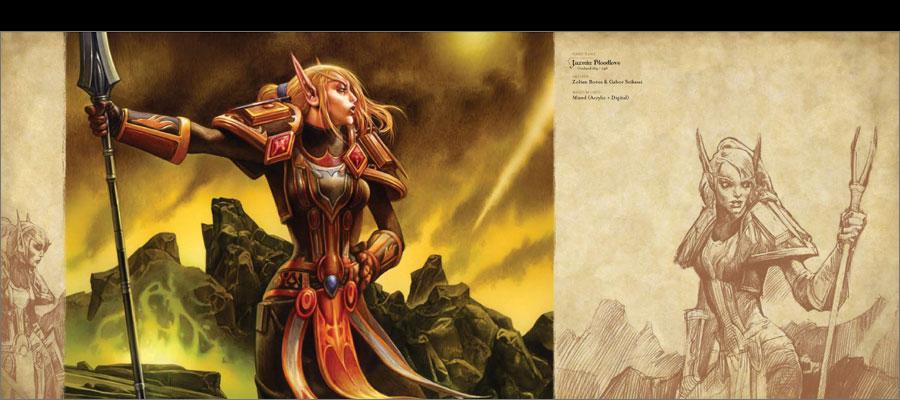 World of Warcraft WoW TCG Promo Foil Blood Parasite