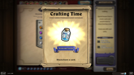 hearthstone-crafting-disenchant-alert-4-first-disenchant-earns-95-dust