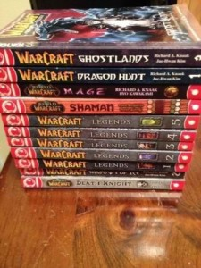 ebay-tokyopop-warcraft-manga-collection-lot