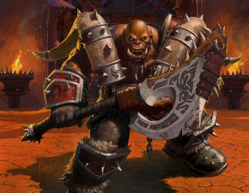 Garrosh Hellscream - Siege of Orgrimmar