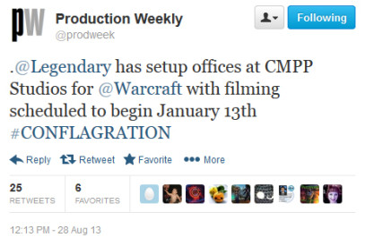 production-weekly-warcraft-film-shooting-scheduled-january-13-2014